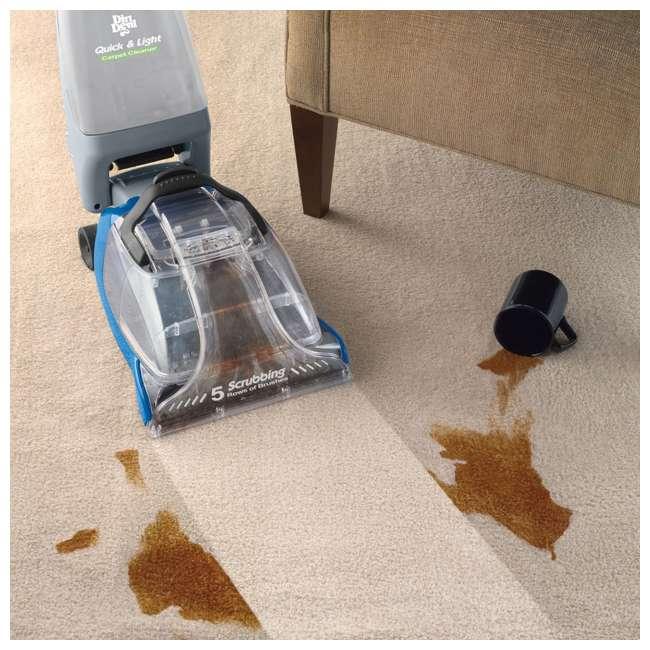 Dirt Devil Quick Amp Light Deep Cleaning Carpet Washer