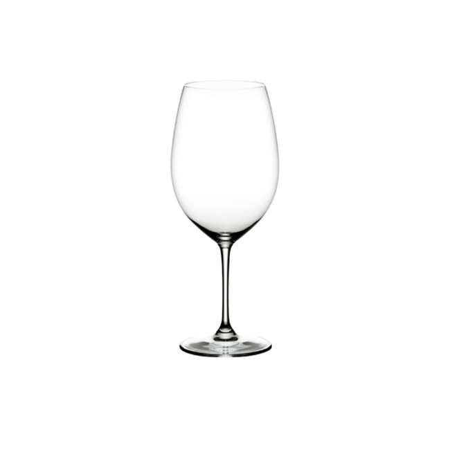 6416/00 Riedel Vinum Bordeaux Grand Cru Crystal Red Wine Glass, 33.86 Ounce (2 pack) 1