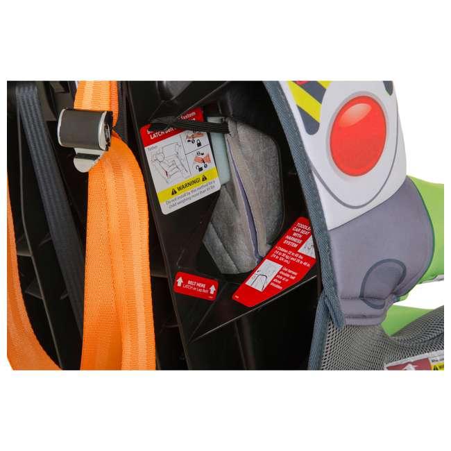 KE-3001BUZ KidsEmbrace Buzz Lightyear Combination Harness Car Seat, Multi 11