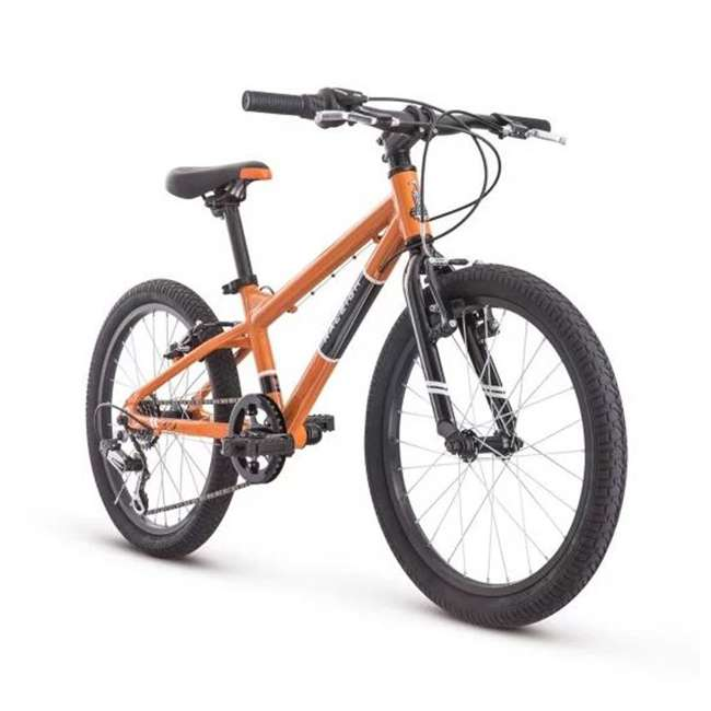 14-0510120 Raleigh Rowdy 20 Inch Childrens Kids Youth Bike Bicycle, for Ages 4 to 9, Orange 1