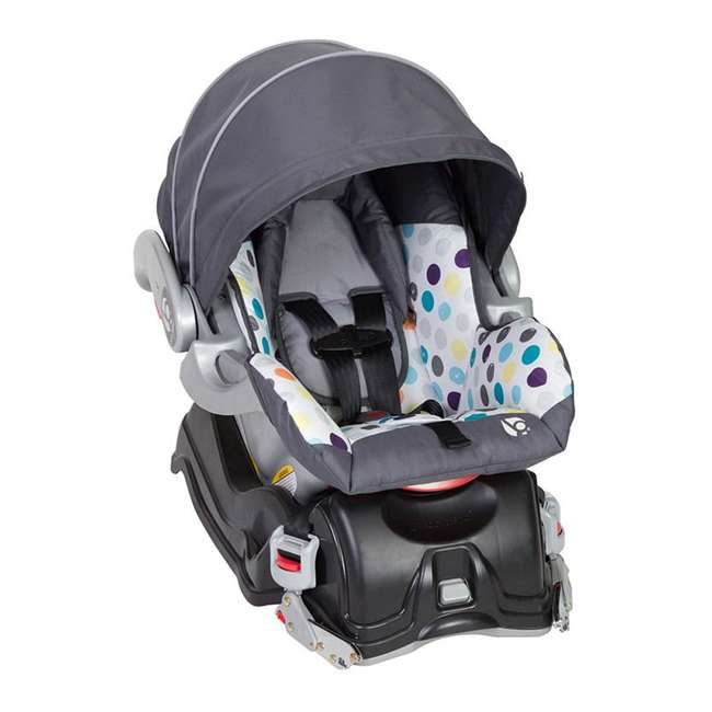 Baby Trend Skyview Plus Adjustable Baby Stroller And Car