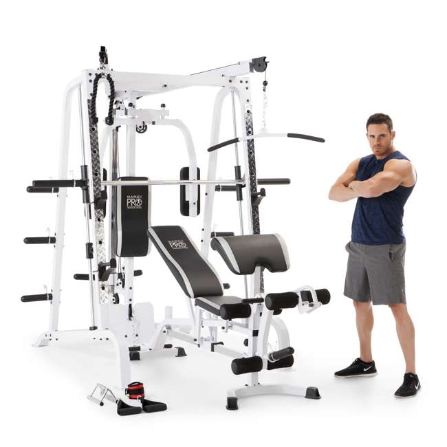 Marcy diamond smith cage home gym system md