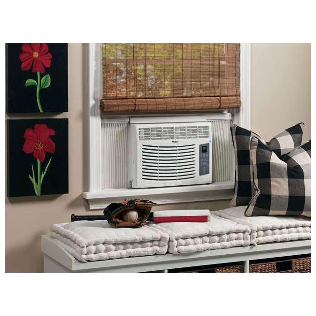 ESA405P Haier Home/Office Energy Star Window Air Conditioner 5,100 BTU AC (For Parts) 4