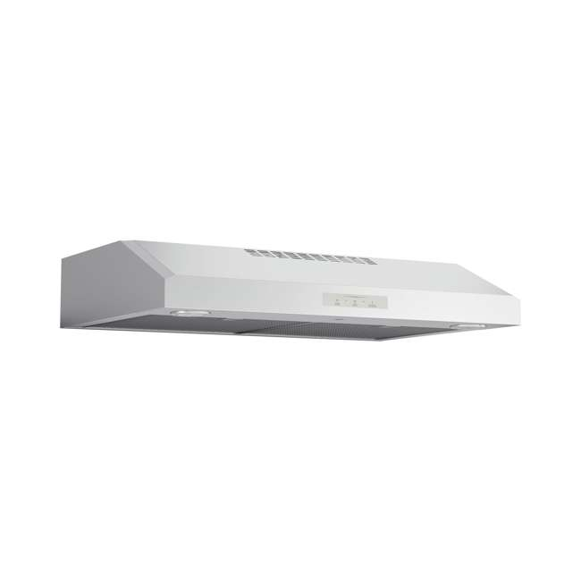 PVX7300SJSS-U-C GE Profile 30 Inch Under the Cabinet Hood Stainless Steel Range Vent (For Parts)