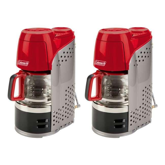 Coleman QuikPot 10-Cup Outdoor Coffee Maker (2 Pack) : 2000020942