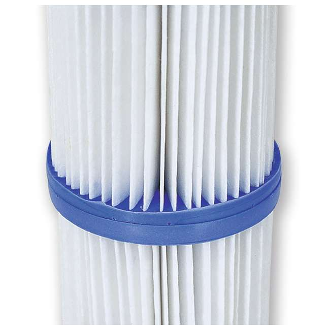 10 x 58168E-BW Bestway, Type V & Type K 330 GPH Replacement Filter Cartridge (10 Pack) 4