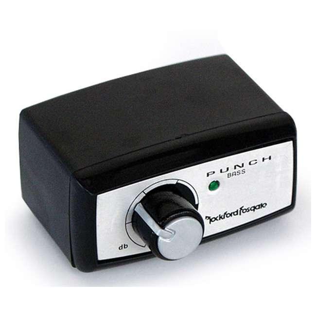 PB1 Rockford Fosgate PB1 Remote Bass Control (2 Pack) 3