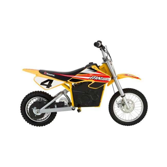 15165070 Razor MX650 Dirt Rocket High-Torque 36-Volt Electric Motorcycle Bike 2