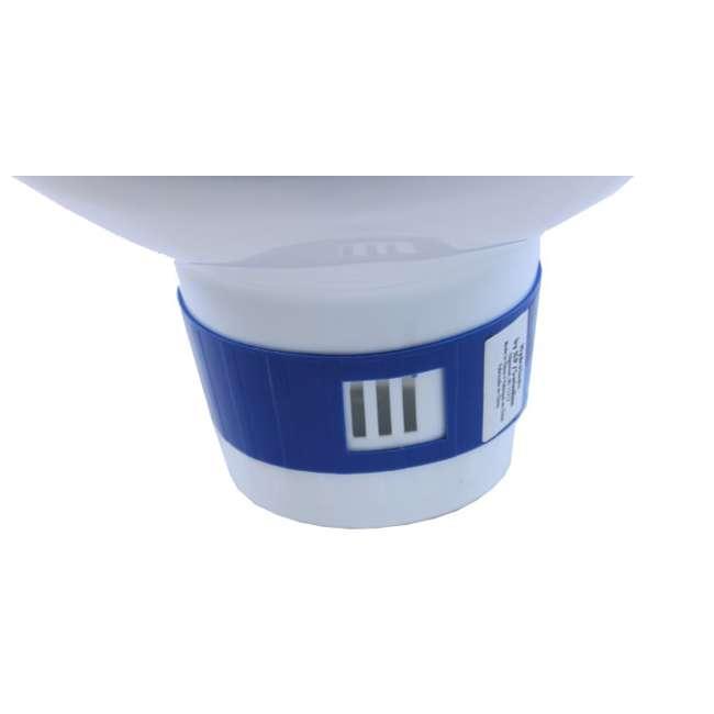 8720 + 3 x 29005E Hydrotools Chlorine Dispenser & Filter Pump (3 Pack) 4