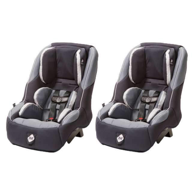 CC078BJB Safety 1st Guide 65 Convertible Car Seat - Seaport | CC078BJB (2 Pack)