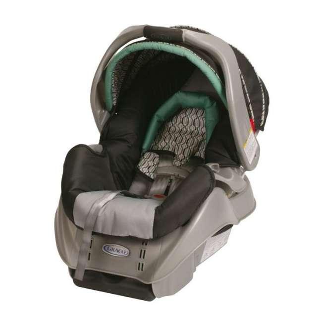 Graco Fastaction Stroller Amp Snugride Car Seat Travel