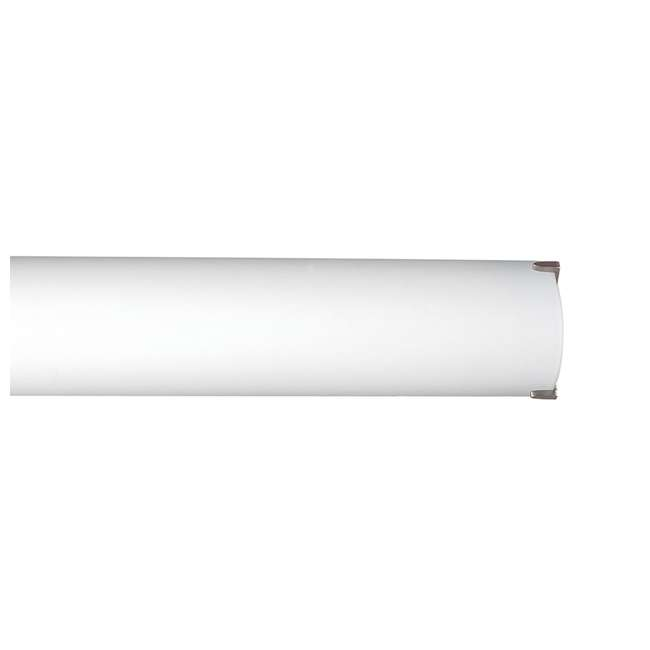 PLC-FT0002836-U-A Philips Forecast 40W LED Edge Bathroom Wall Light, Satin Nickel (Open Box) 1