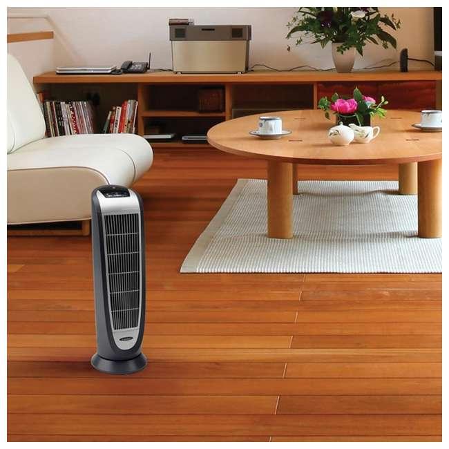 LKO-5160-TN Lasko 5160 Portable Electric 1500W Room Oscillating Ceramic Tower Space Heater 4