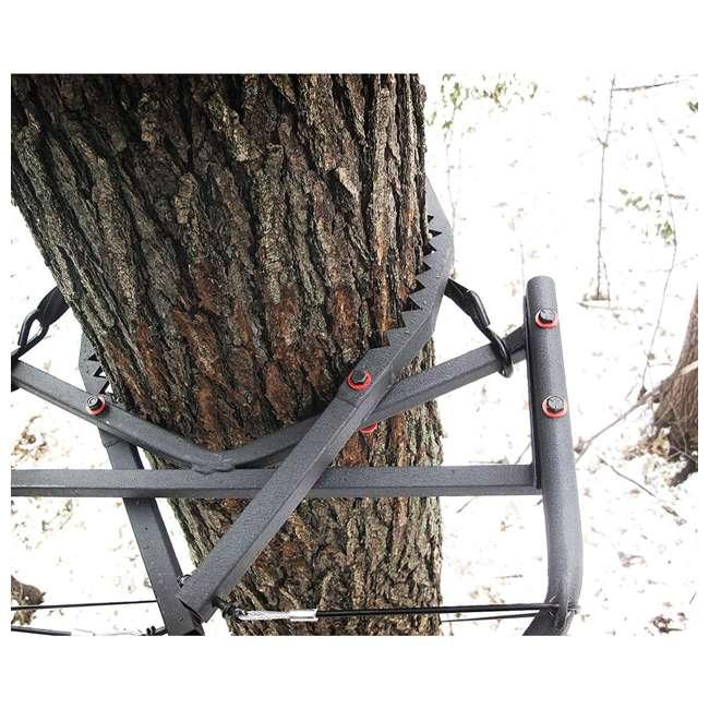 XSLS675 X-Stand XSLS675 The Talon 22 Foot Tall Two Person Hunting Ladder Tree Stand 3