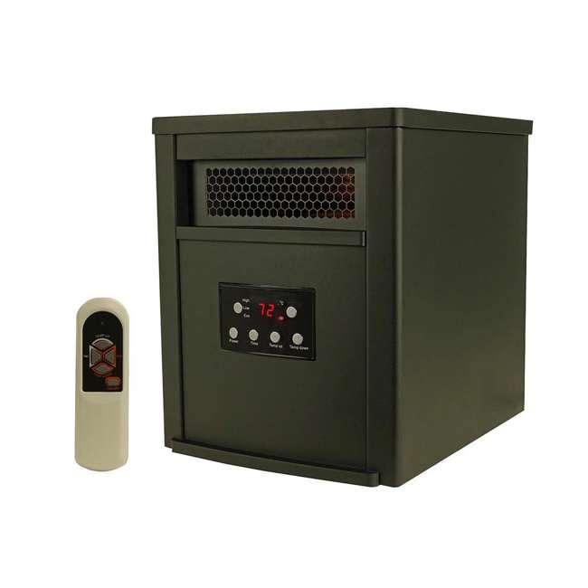 0 Lifesmart LifePro 1500-Watt Infrared Heater