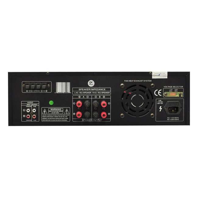 PT270AIU Pyle Pro PT270AIU 300W Home Amplifier Receiver 4