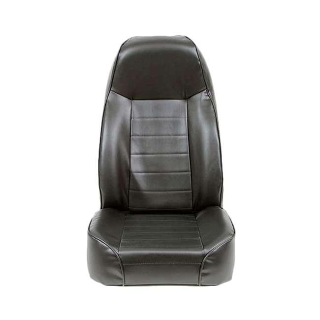 44901-SMITTYBILT Smittybilt Front Standard Bucket Seat, Black 2
