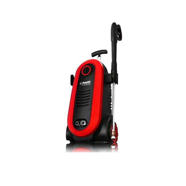 NXG-2200R-U-A Bloom USA 2200 PSI 1.76 GPM 14.5 Amp Electric Pressure Power Washer (Open Box) 1