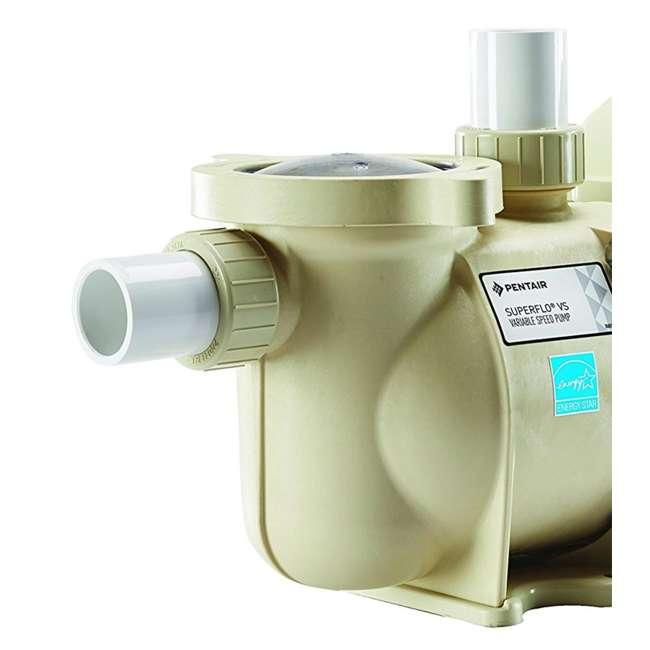 342001 Pentair Superflo Variable Speed VS Pump 1