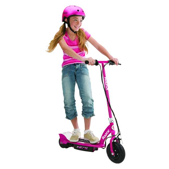 13111269 Razor E175 Electric Scooter, Pink 1