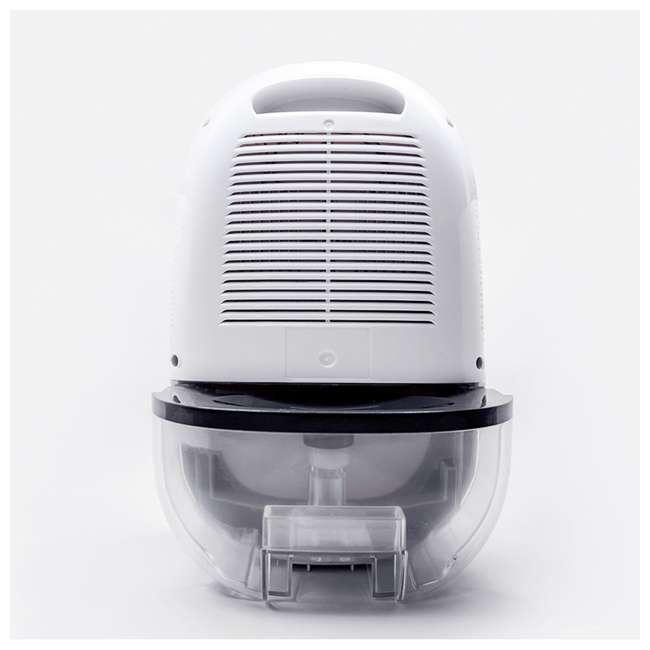EDV-2500 Eva Dry EDV-2500 Mid Size 20.5 Ounce 2,500 Cubic Feet Home Electric Dehumidifier 2