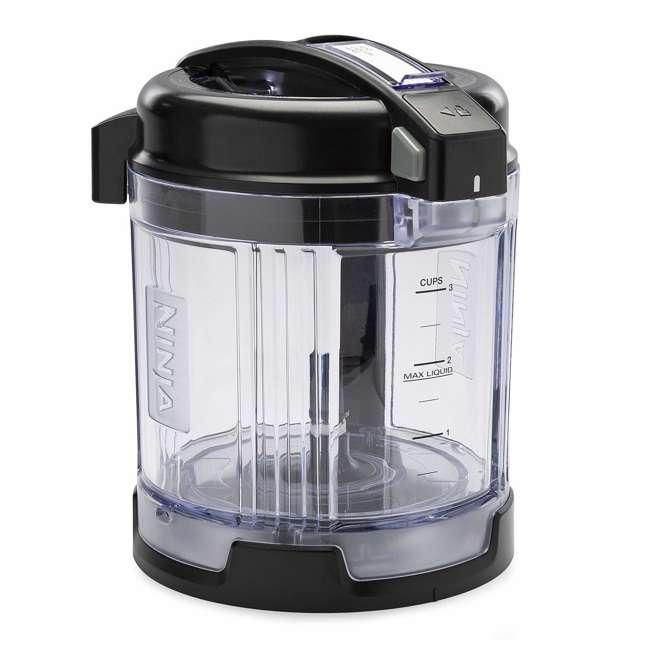 NN310_EGB-RB Ninja 400W 4 Cup Precision Chopping Food Processor Bowl with Auto-Spiralizer 4