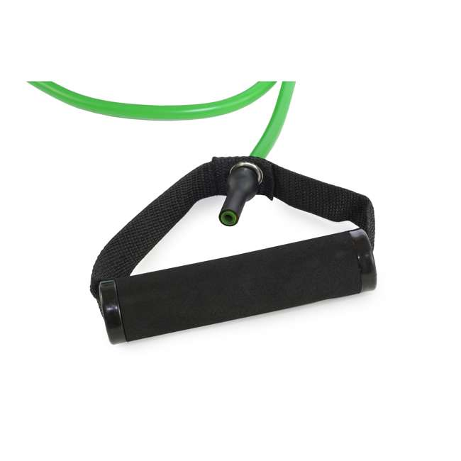 ps-1001-gdm Prosource Fit Tube Handle Resistance Bands with Door Anchor and Carrying Case 1
