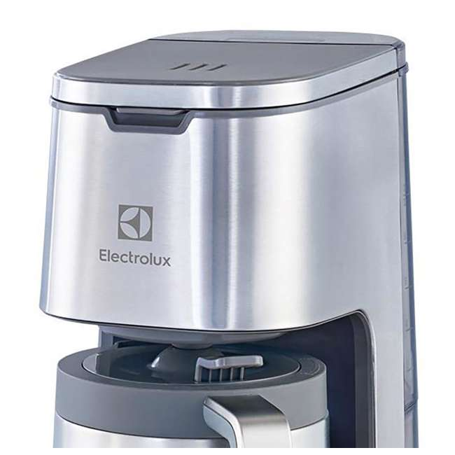 Electrolux Coffee Maker 12 Cup Review : Electrolux Expressionist 10-Cup Thermal Coffee Maker : ELTC10D8PS