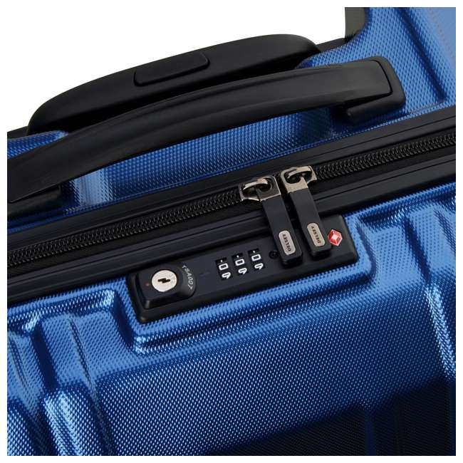 40207945102 DELSEY Paris Cruise Lite Hardside 2.0 Underseater Small Rolling Luggage Suitcase 4