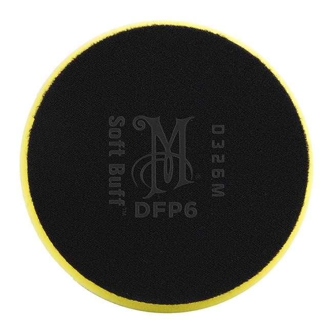 "DFP6 Meguiar's Soft Buff 6"" Dual Action Foam Polishing Disc  (2 Pack) 3"