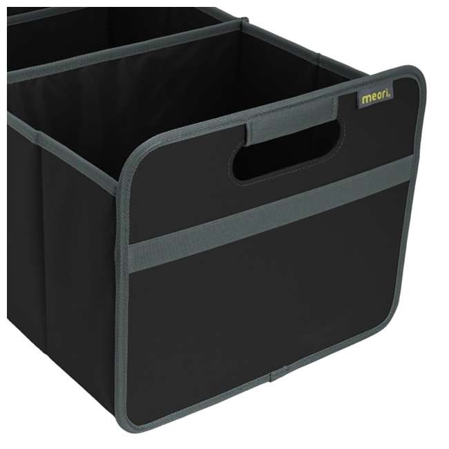 6 x A100001 Meori Classic 8-Gallon Large Storage Box, Lava Black (6 Pack) 5