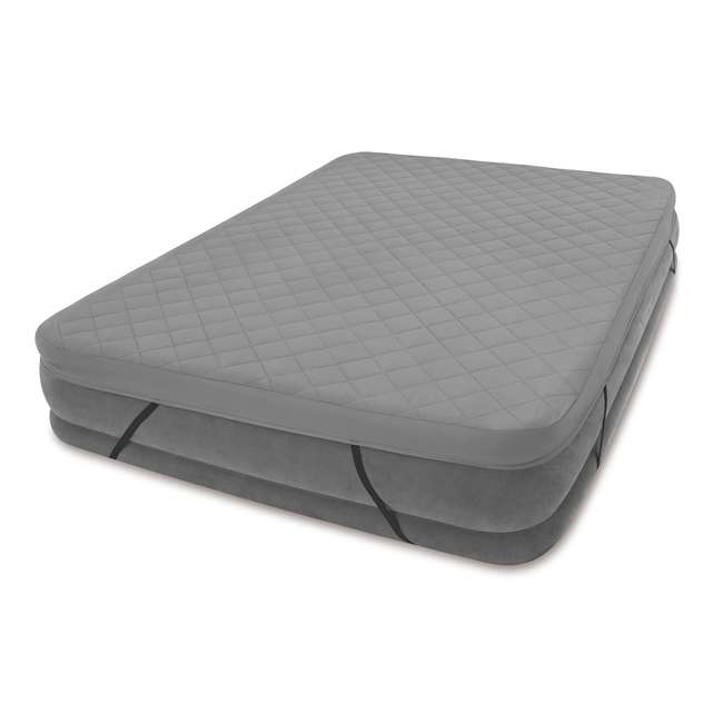 69643E Intex Queen Quilted Airbed Cover (Cover Only)
