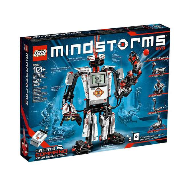 6029291 LEGO Mindstorms Programmable EV3 Customizable Robot