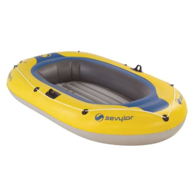 2000003396 Sevylor Caravelle Inflatable 3 Person Boat/Raft