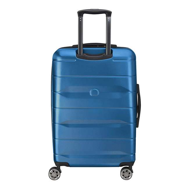 "40386582022 DELSEY Paris Comete 2.0 24"" Expandable Spinner Upright Travel Bag, Steel Blue 2"