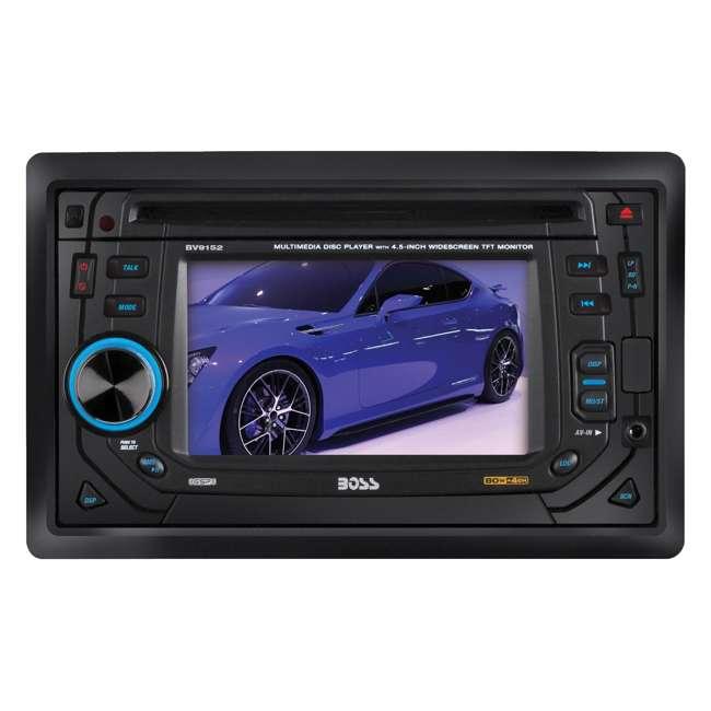 BV9152 Boss BV9152 4.5-Inch TouchScreen DVD/MP3 Player Usb/sd Aux 1
