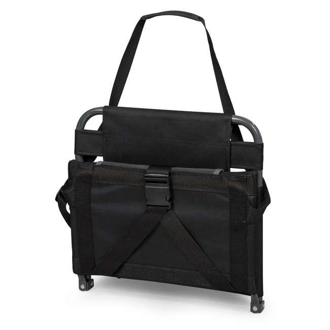 1-1-58810-DS Eastpoint Sports Adjustable Backrest Seat, Black (2 Pack) 3