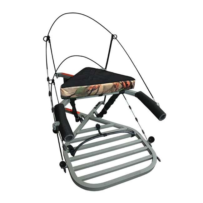 XSCT306 X-Stand X-1 Portable Lightweight Deer Hunting Platform Seat Climbing Tree Stand