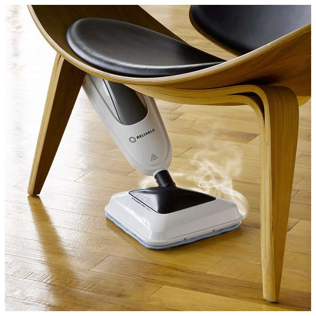 300CU Reliable Steamboy 300CU 1500W Swivel Head Microfiber Hard Floor Steam Floor Mop 8