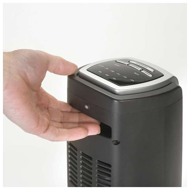 LKO-5790-TN Lasko 5790 Portable Electric 1500W Room Oscillating Ceramic Tower Space Heater 2