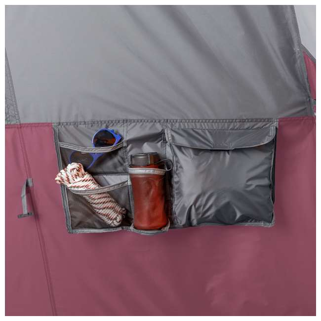 CORE-40072 CORE 40072 11-Person Family Camping Cabin Tent with Screen Room 7