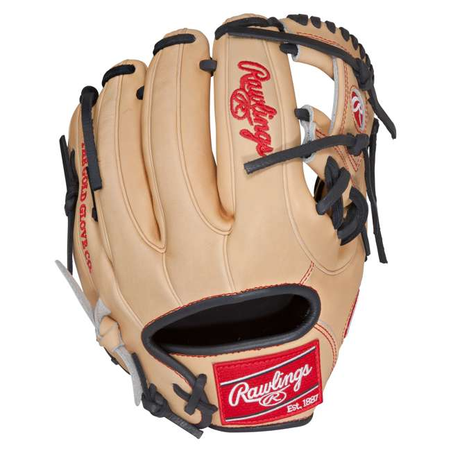 PRO312-2CB Rawlings Heart of the Hide 11.25-Inch Infield Adult Baseball Glove 2