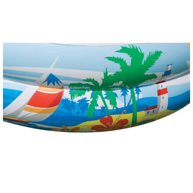 56490EP INTEX Swim Center Inflatable Paradise Kids Swimming Pool (Open Box) (2 Pack) 3