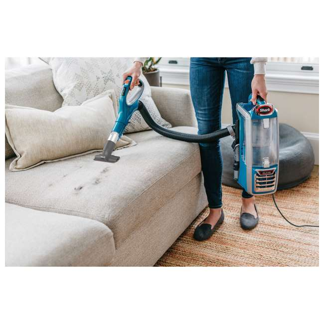 NV800RSGDREF-RB + XMBRUSH800 + 230FLIN800 Shark Vacuum with Brush & Wand (Certified Refurbished) 8