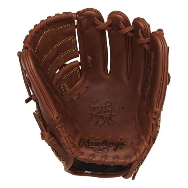 PRO205-9TIFS Rawlings Heart of the Hide 11.75 Inch Right Thrower Baseball Glove