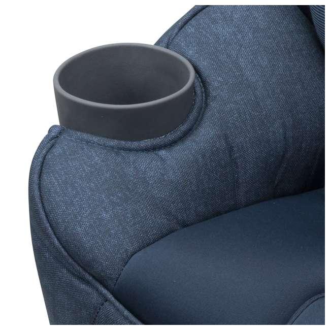 CC212EMQ Maxi-Cosi Pria 85 Max Convertible Infant Car Seat, Nomad Blue 2