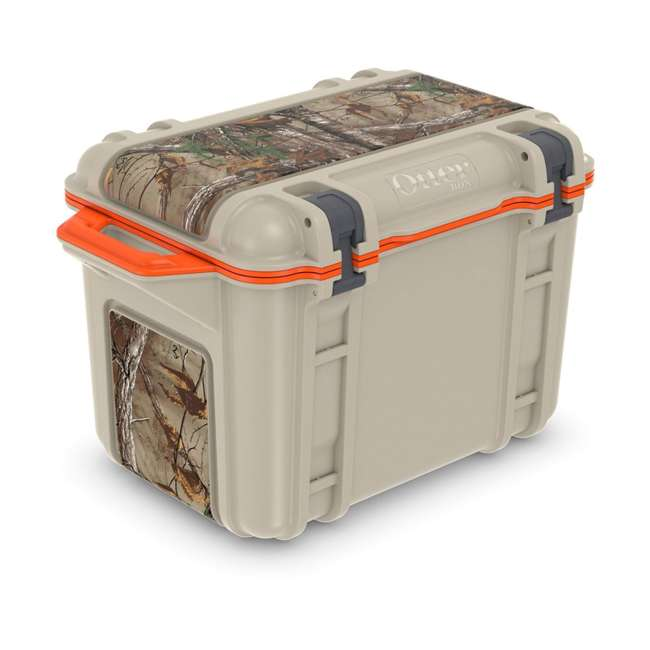 77-54464 Otterbox Venture Heavy Duty Outdoor Camping Fishing Cooler 45-Quarts, Back Trail 1