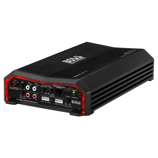BE1600.4 Boss Audio Systems 1600 Watt Class A/B Amplifier 4