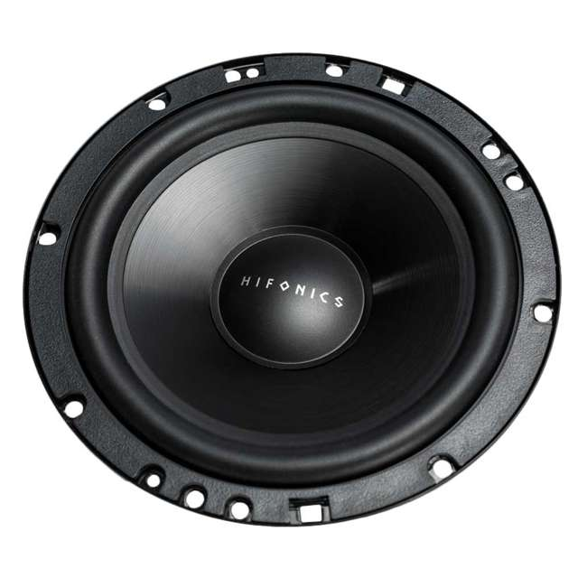 ZS65C Hifonics 6.5-Inch 2-Way 400-Watt Component Speakers Systems (2 Pack) 2
