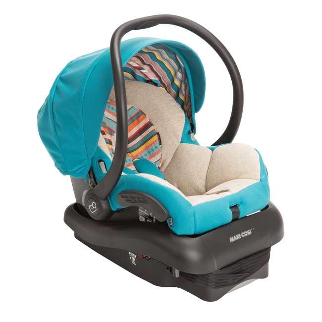 IC152CKN Maxi-Cosi Mico AP Infant Rear Facing Car Seat, Bohemian Blue